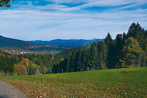 Urlaub im Viechtacher Land