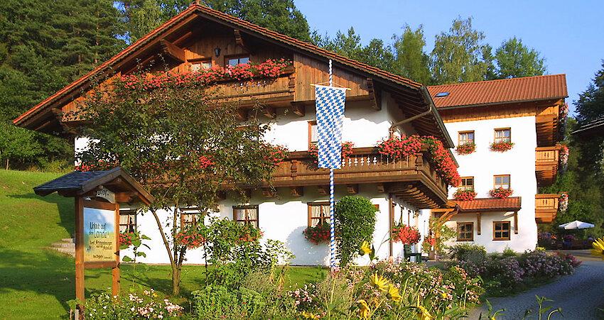 4-Sterne Ferienwohnungen Weghofer im Bayerischen Wald